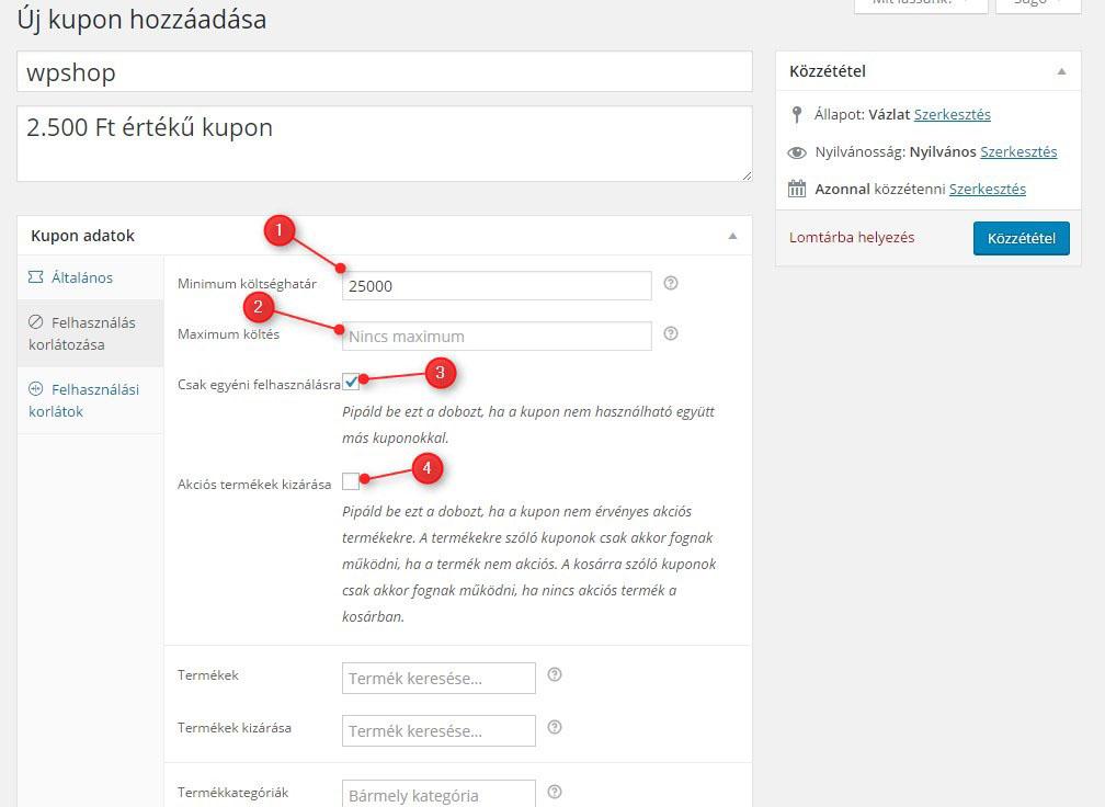 bdeb18f088 WooCommerce webáruház bővítmény - Funkciók, Előnyök, Sablonok