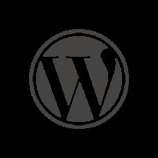 WP logó