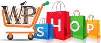 WP Shop logó kicsi