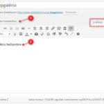 WordPress képgaléria készítése 1