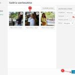 WordPress képgaléria készítése 3